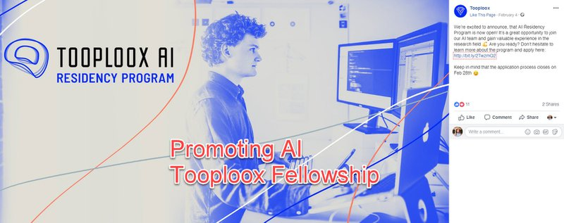 Promoting AI fellowship