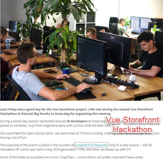 Divante hackathons