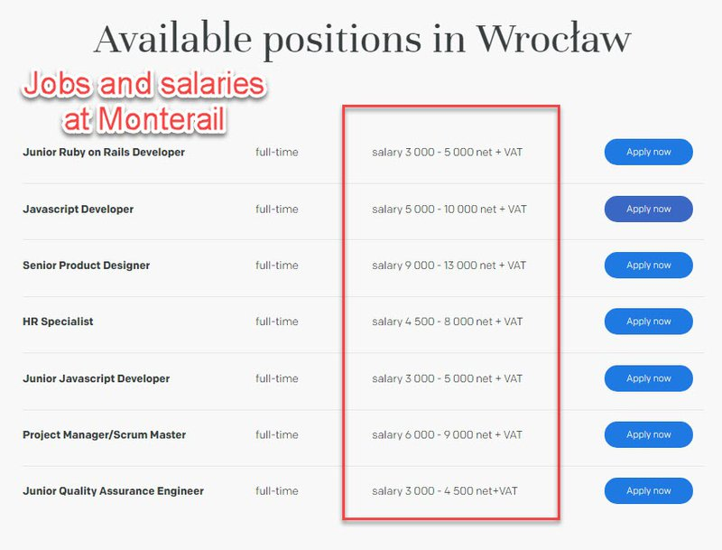 Jobs at Monterail