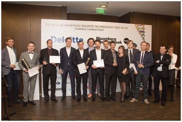 Netguru awarded by Deloitte