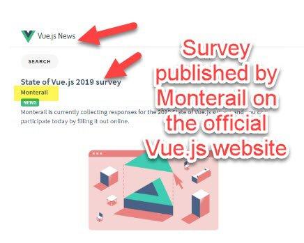 Vue.js survey 2019