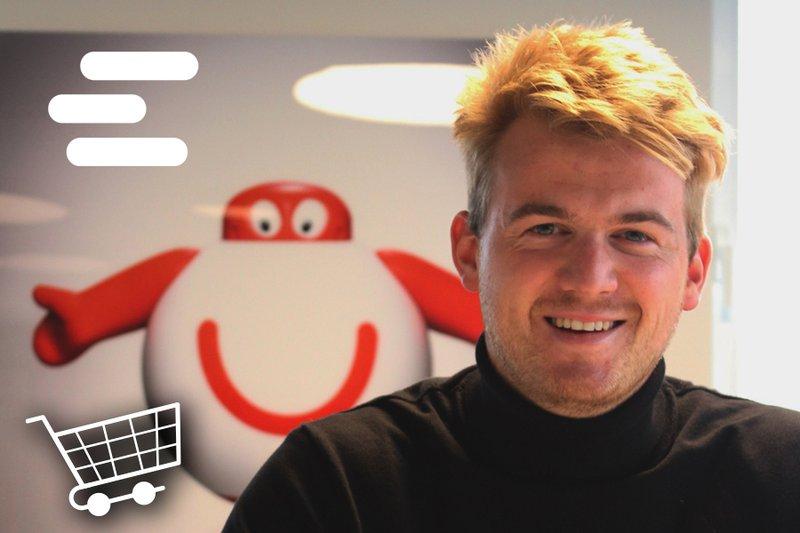 Arnout Marck - webshop manager