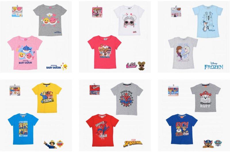 erve.shop licensed wholesale clothing | daywear for kids