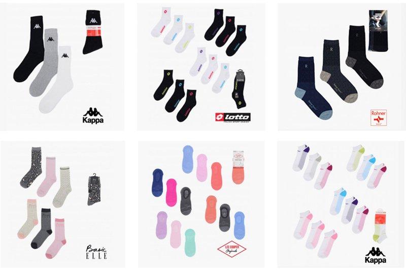 erve.shop licensed wholesale clothing | socks for adults