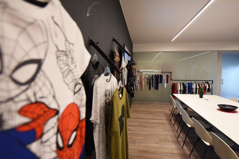 Showroom Erve Europe