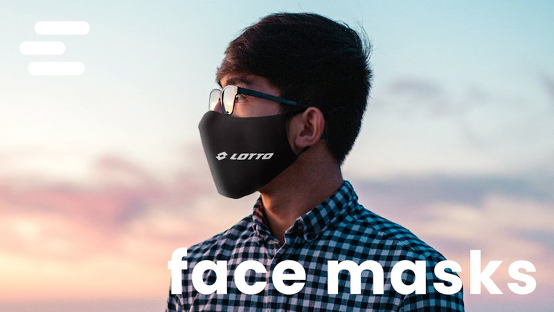 Face masks | Brand Lotto