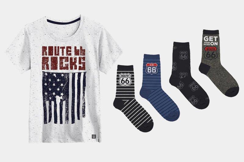Route 66 apparel - Erve Europe