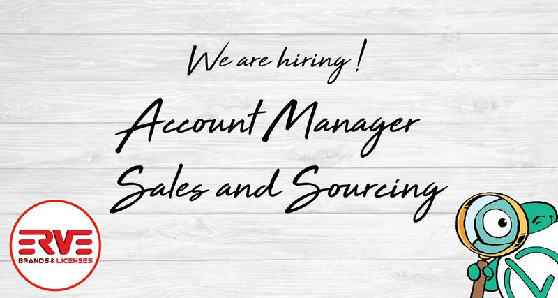 Erve Europe Account Manager – Sales and Sourcing