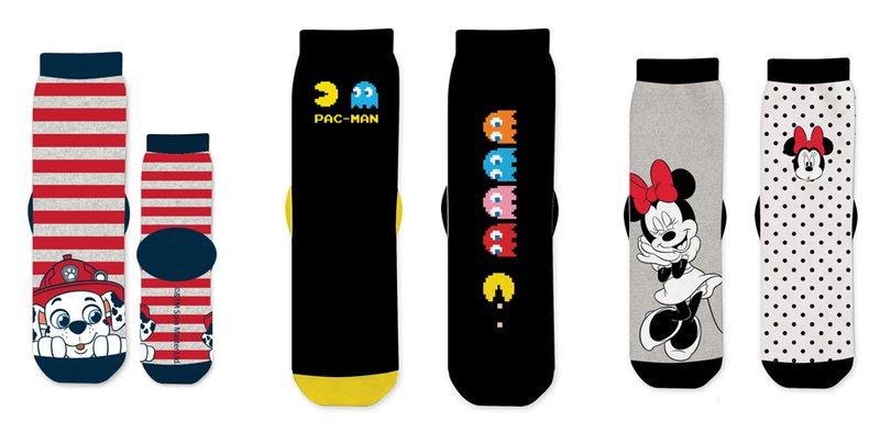 Erve Group - Erve Europe - licensed socks