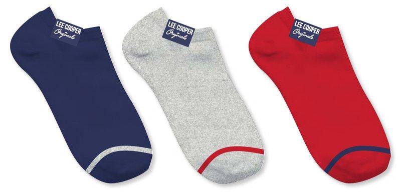 Erve Group - Erve Europe - branded socks - Lee Cooper Originals socks