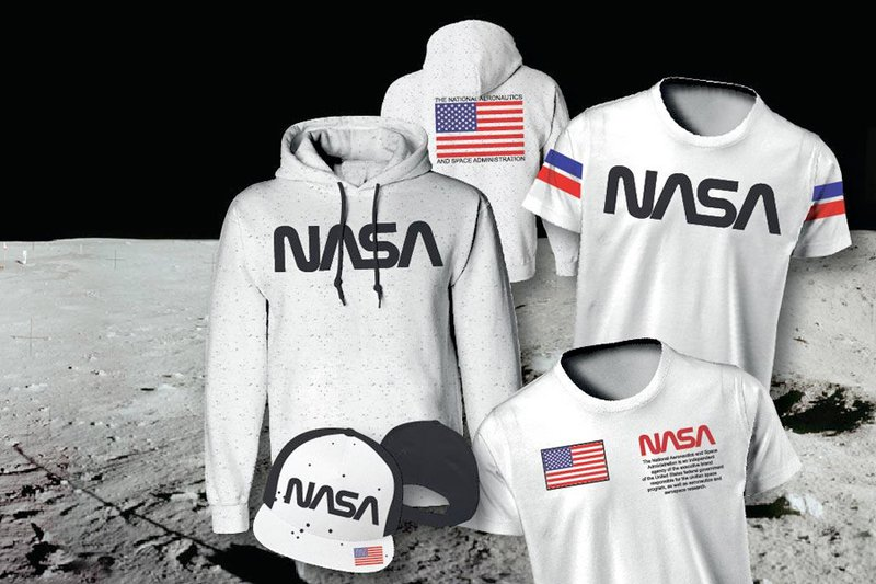 NASA merchandise