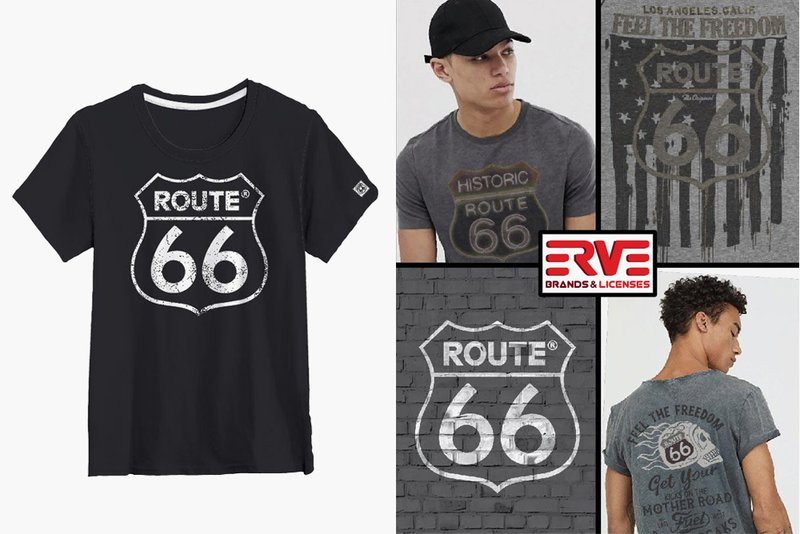 Erve Europe official licensee of Route 66