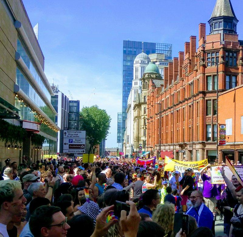 Manchester Pride 2019