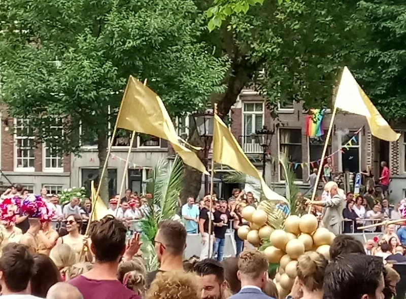 Amsterdam Canal Parade