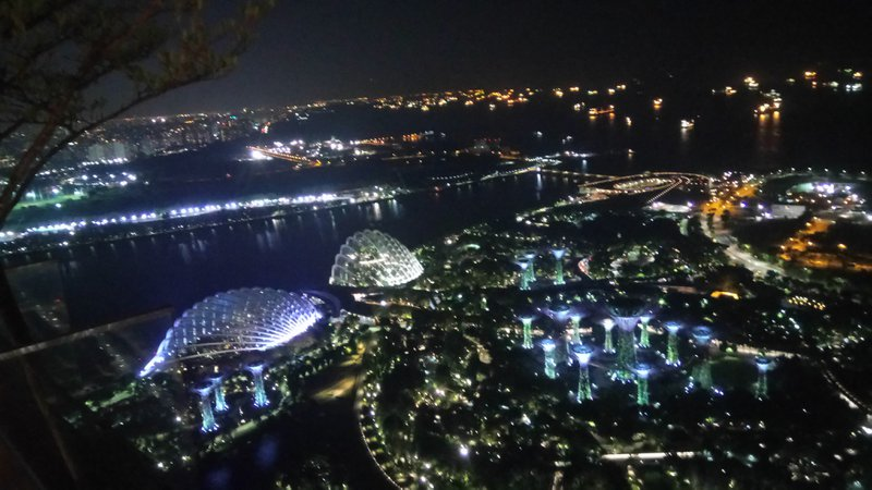 LAVO rooftop bar Singapore