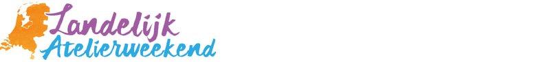 Landelijk Atelierweekend 2020 logo