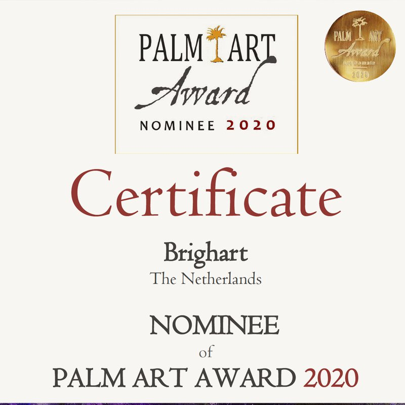 Palm Art Award 2020 nominee