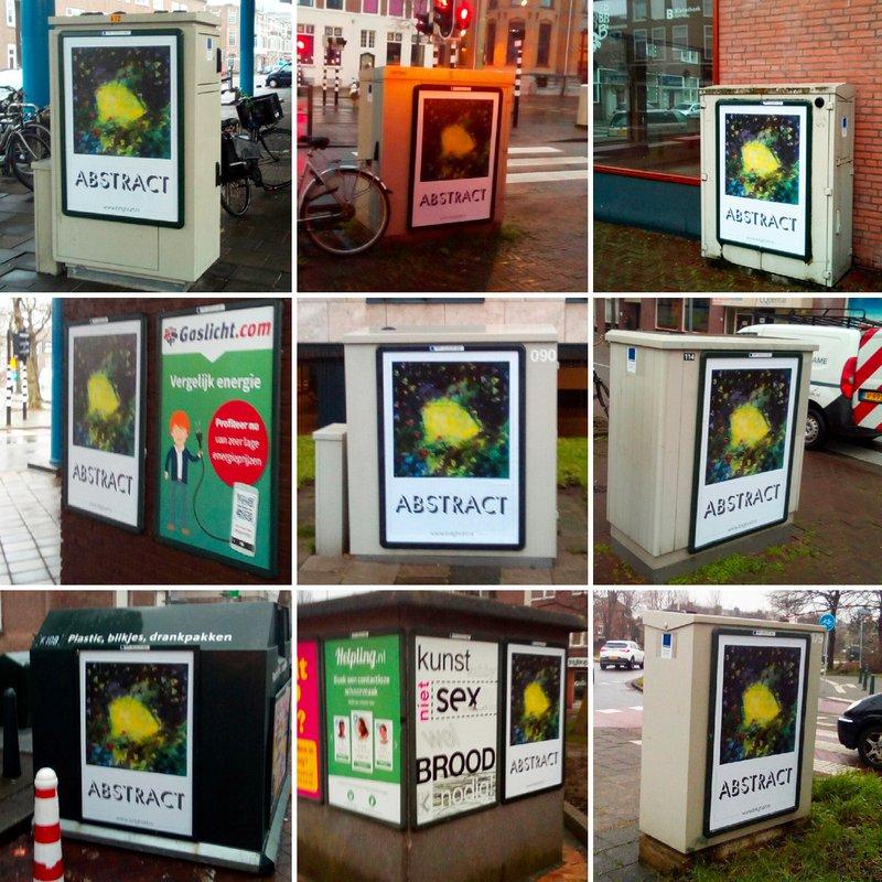 Brighart Streetart Den Haag