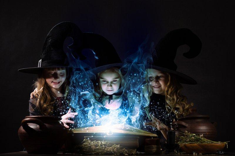 Os arquétipos femininos das bruxas