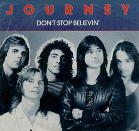 1981 Journey song,