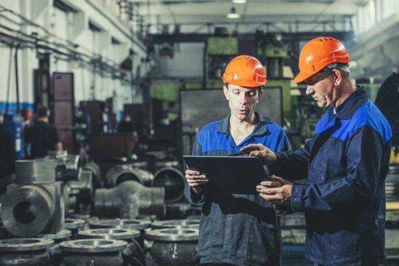 Manufacturing Asset Tracking IoT