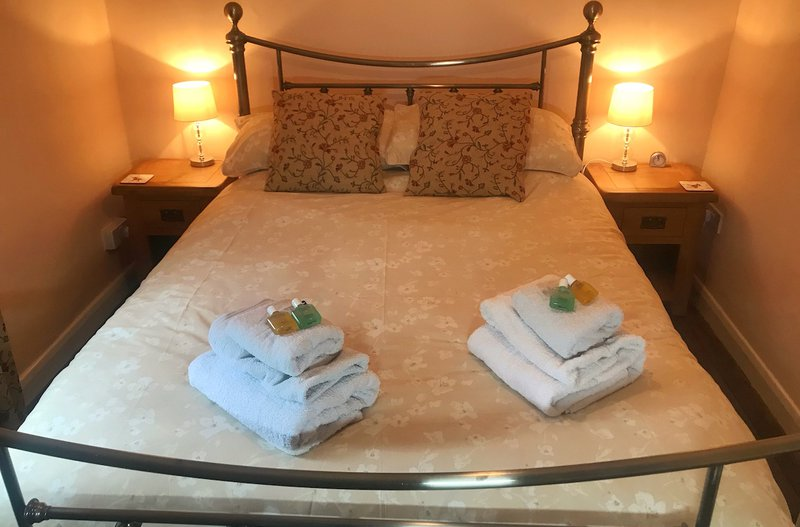 Cherry Cottage Bedrooms