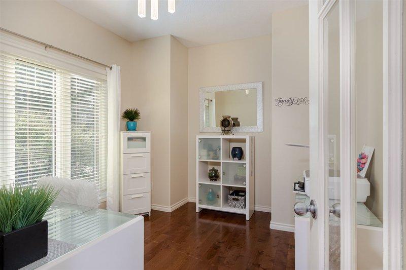 Office/ Main Floor Bedroom