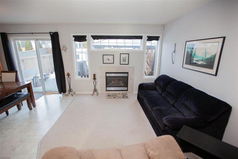 North West Edmonton duplex for sale