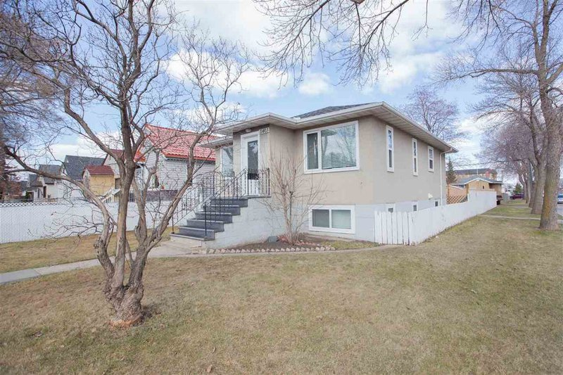 Parkdale bungalow with rental suite for sale