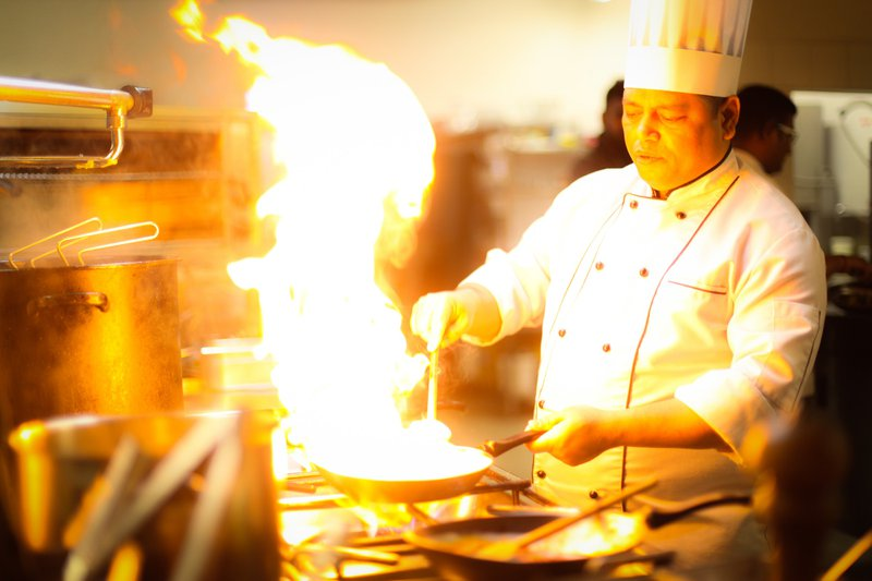 college chef