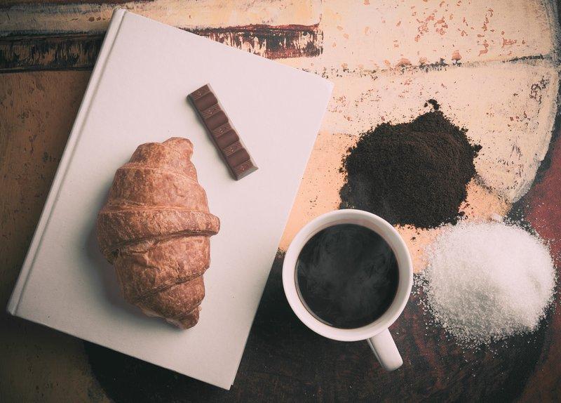 stevia in coffee