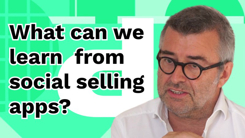 Depop – what we can learn form social selling apps