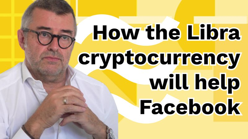 How the Libra cryptocurrency will help Facebook