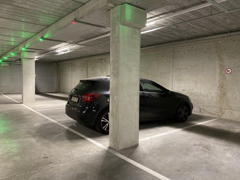 parkeerplaatsen Etterbeejk
