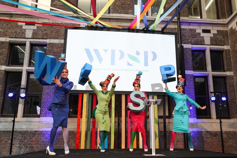 WPSP IAPH Awards