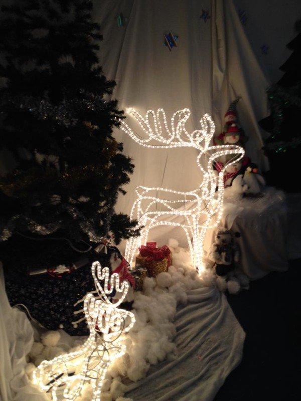 Friends of St Mary's School Yate Christmas Fair Santa's Grotto