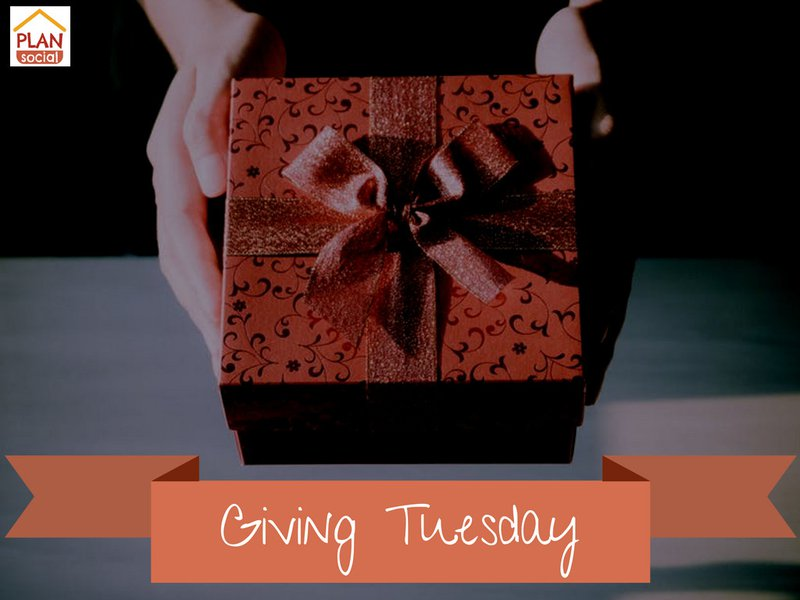 Inspire parents on Giving Tuesday