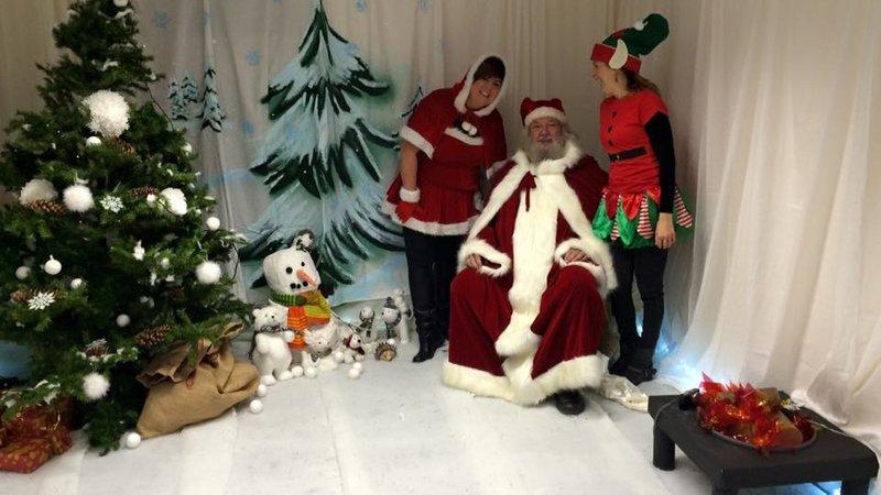 Paddocks PTA Christmas Fair Santa's Grotto