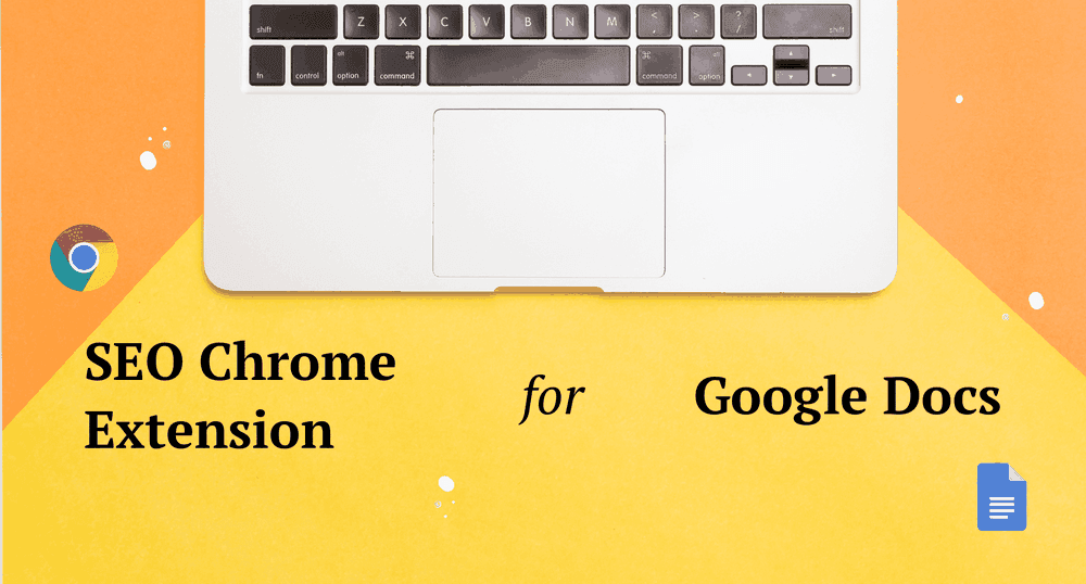 Illustration for SEO Chrome extension article