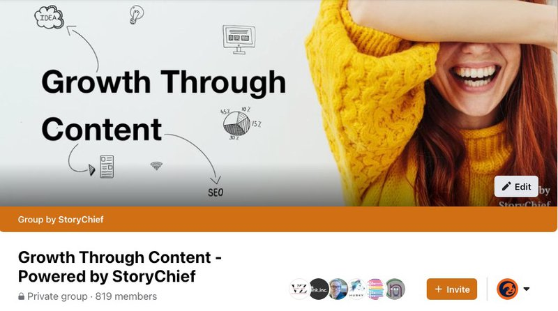 Content Marketing Strategy in 2021: the Ultimate Guide - Growth Through Content Facebook Group