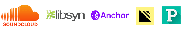 top podcasting platforms