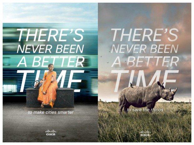 cisco storytelling marketing
