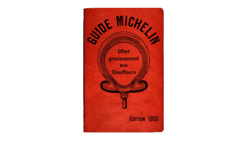 Content Marketing Example: Michelin Guide