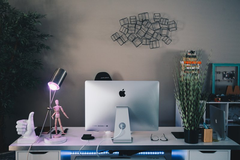 Upgraded my desk setup and decided to share my workspace with the rest of Unsplash community, hope it will inspire some of you guys :)