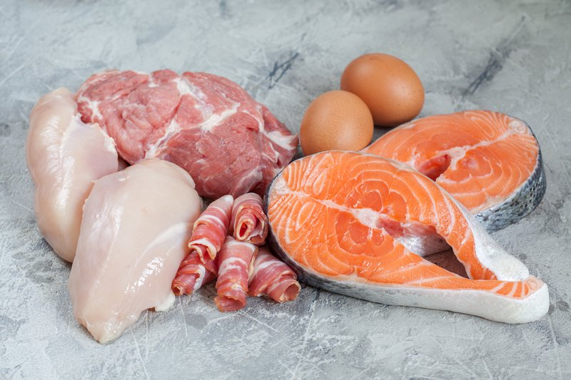 Red meat, fish, and poultry contain all 9 essential amino acids.