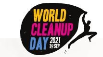 World Cleanup day logo in Agilitas Blog