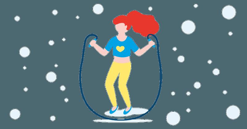 sporten op het werk - Konvert