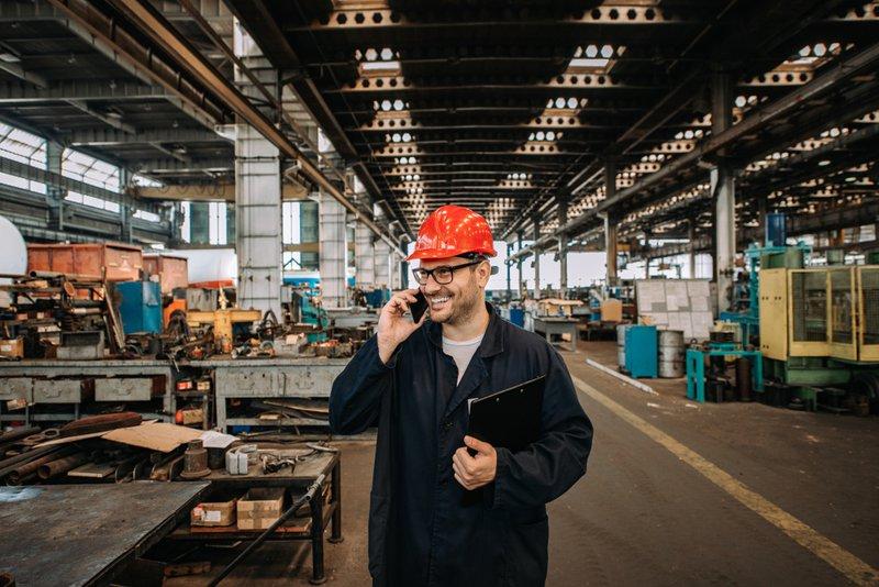 Diriger en usine | Konvert
