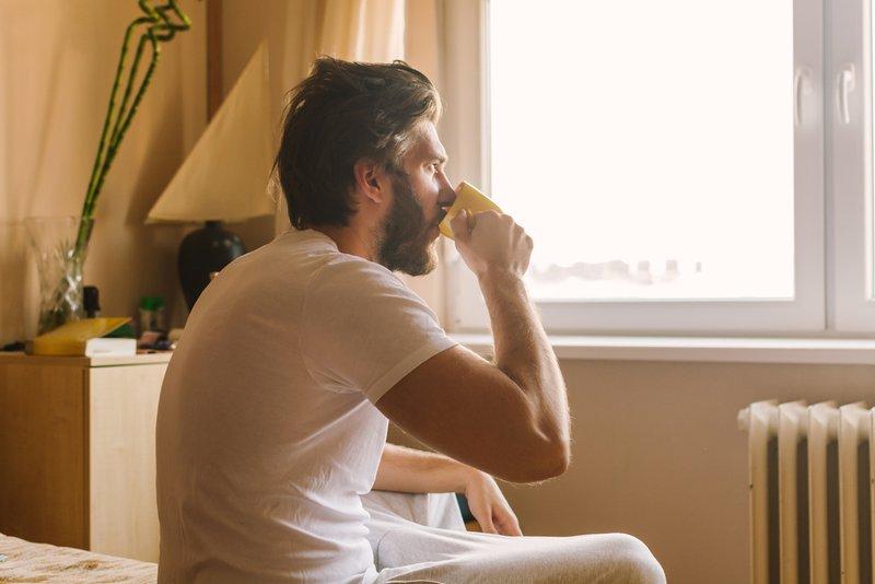 ochtendritueel: koffie op bed |Konvert
