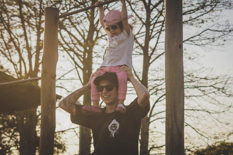 Moments de qualité entre père et fille - Konvert